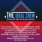B2B Marketplace The Ideal Crew in Cape Town WC